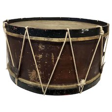Mid 19th Century Bass Drum