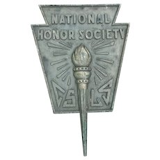 National Honor Society Sign