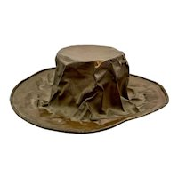 Custom Molded Copper Fedora