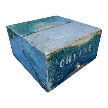 Primitive Cheese Box