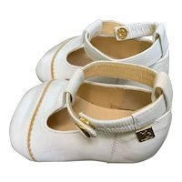 Hildegard Gunzel Leather Doll Shoes For Her Original WOP Collection