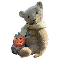 Vivianne Galli HMA One-Of-A-Kind Mohair Teddy Bear