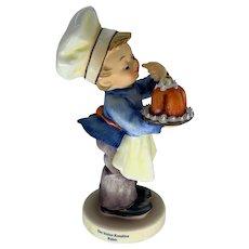 "Vintage Goebel Hummel ""Baker"" figurine. #128 TMK 7"