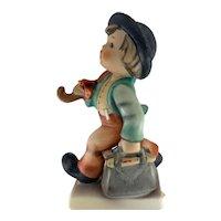 "Vintage Goebel Hummel ""Merry Wanderer"" figurine. #11 2/0. TMK 3"