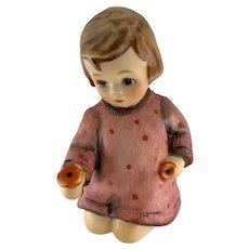 "Goebel Hummel figurine ""One For You, One For Me"" #482 TMK 6"