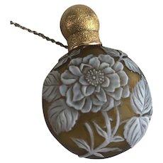 Thomas Webb & Sons Perfume Bottle