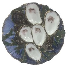 Rutherford B. Hayes Presidential Service Oyster Plate