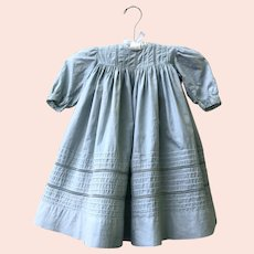 Antique Heirloom Baby Dress