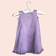 Antique Heirloom Baby Slip Dress