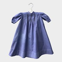 Antique Heirloom Edwardian Baby Dress
