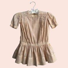 Antique Heirloom Girls Dress Restored Children's Clothes
