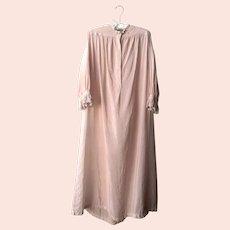 Antique Edwardian Ladies Night Shirt Lingerie