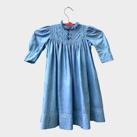 Antique Heirloom Baby Dress Restored Children's Clothing