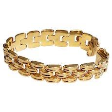 14KYG Unisex Vintage Bracelet