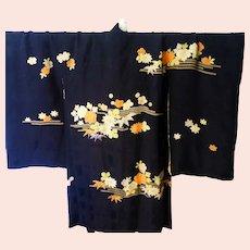 Silk Vintage Kimono