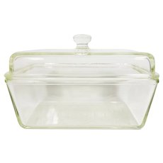 Westinghouse Glass Refrigerator Dish