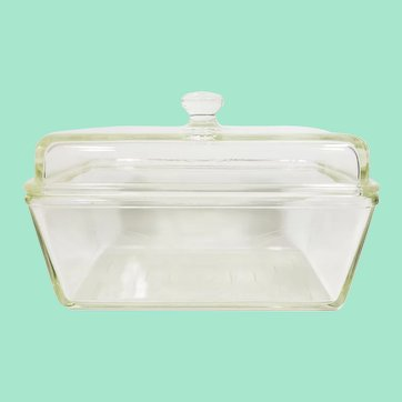 Westinghouse Glass Refrigerator Dish