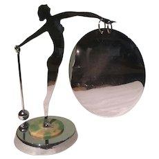 Art Deco Dinner Gong