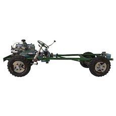 Car Model/ Tractor, Offroad Design Study