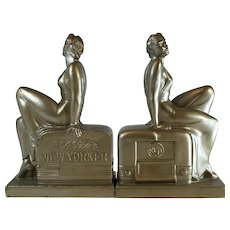 Super rare RCA Victor Radio Bookends