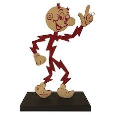 Reddy Kilowatt Store Display Character