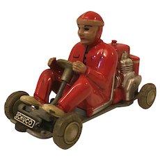 SCHUCO Go-kart Windup Toy