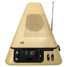 JVC Spaceage Video Capsula TV 1970s