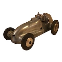Tether Race Car REAL Mc.COY 1940's