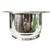 1950 Silver Plated Champagne Bucket from The Pullman Company