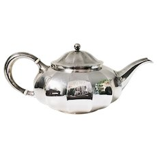 Antique Silver Plate Tiffany & Co Tea Pot