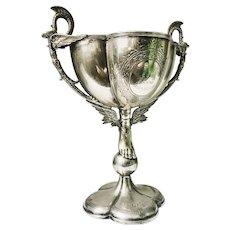 1868 Scottish Canoe Steeplechase Trophy