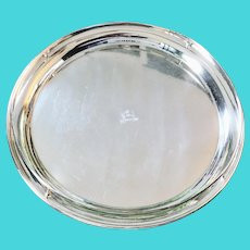 Antique Silver Plated Southern Railroad Tray
