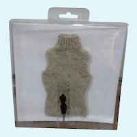 MIP Tyler Wentworth Light Brown Knit Sweater