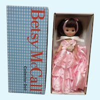 MIB Pink Portrait Betsy McCall Doll by Robert Tonner