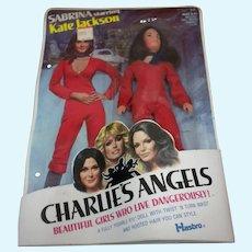 MOC Sabrina Starring Kate Jackson Charlies Angels Doll