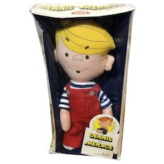 MIB Dennis The Menace Rag Doll