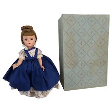 Beautiful MIB Madame Alexander Meg Little Women Doll