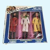 MIB Charlie's Angels Gift Set