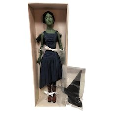 MIB Elphaba Alex Doll by Madame Alexander
