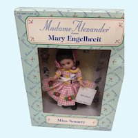 MIB Madame Alexander Miss Smarty Mary Engelbreit Doll