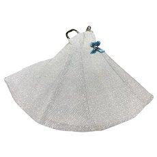Madame Alexander Margot Silver Lame Gown