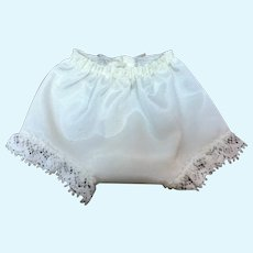 Madame Alexander White Cissette Panties