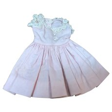 Madame Alexander Cissette Light Pink Dress