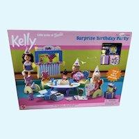 MIB Kelly Surprise Birthday Party