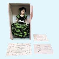 MIB Madame Alexander Cissette Anna Maria 2012 Convention Doll