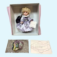 MIB Madame Alexander Morning Glory 8 Inch Doll