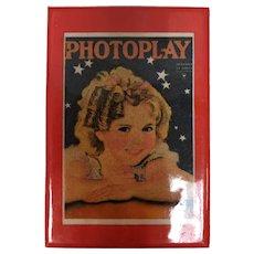 Shirley Temple Photoplay Mirror