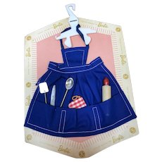 MOC Barbie Apron and Utensils Pak