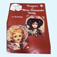 Treasury of Mme. Alexander Dolls Book by Jan Foulke