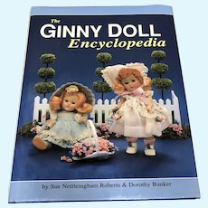 The Ginny Doll Encyclopedia Book